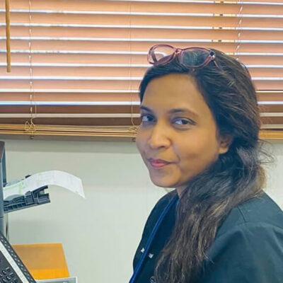Dr Ishani Wijegunawardena